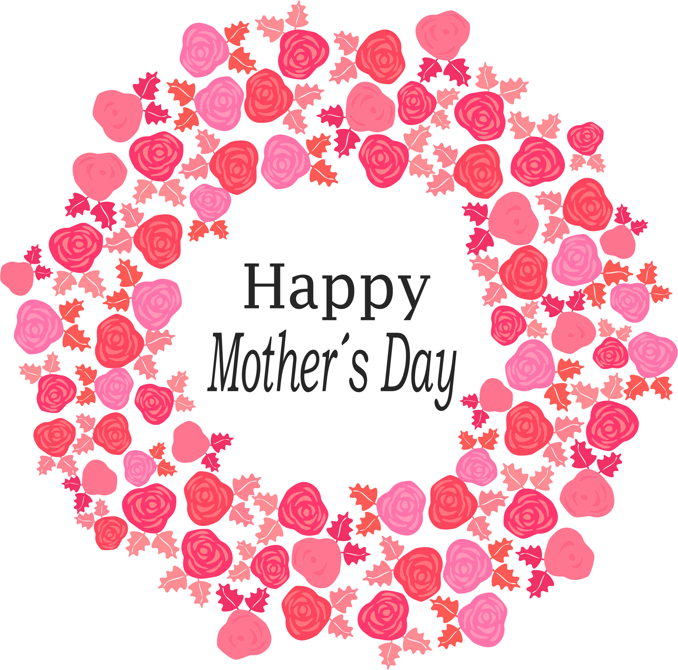 Happy mother day png. Mothers bouquet of flowers
