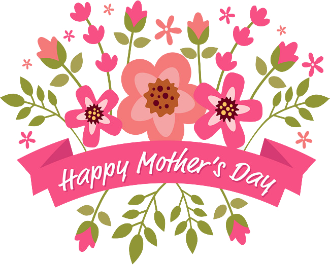 Happy mother's day png. Mothers transparent