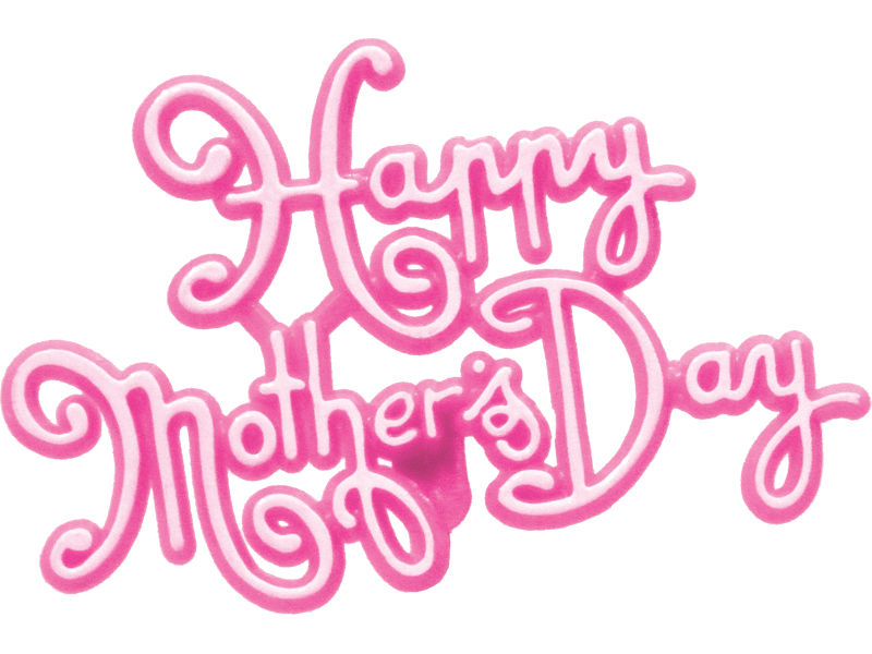 Happy mother's day png. Mothers pictures pink