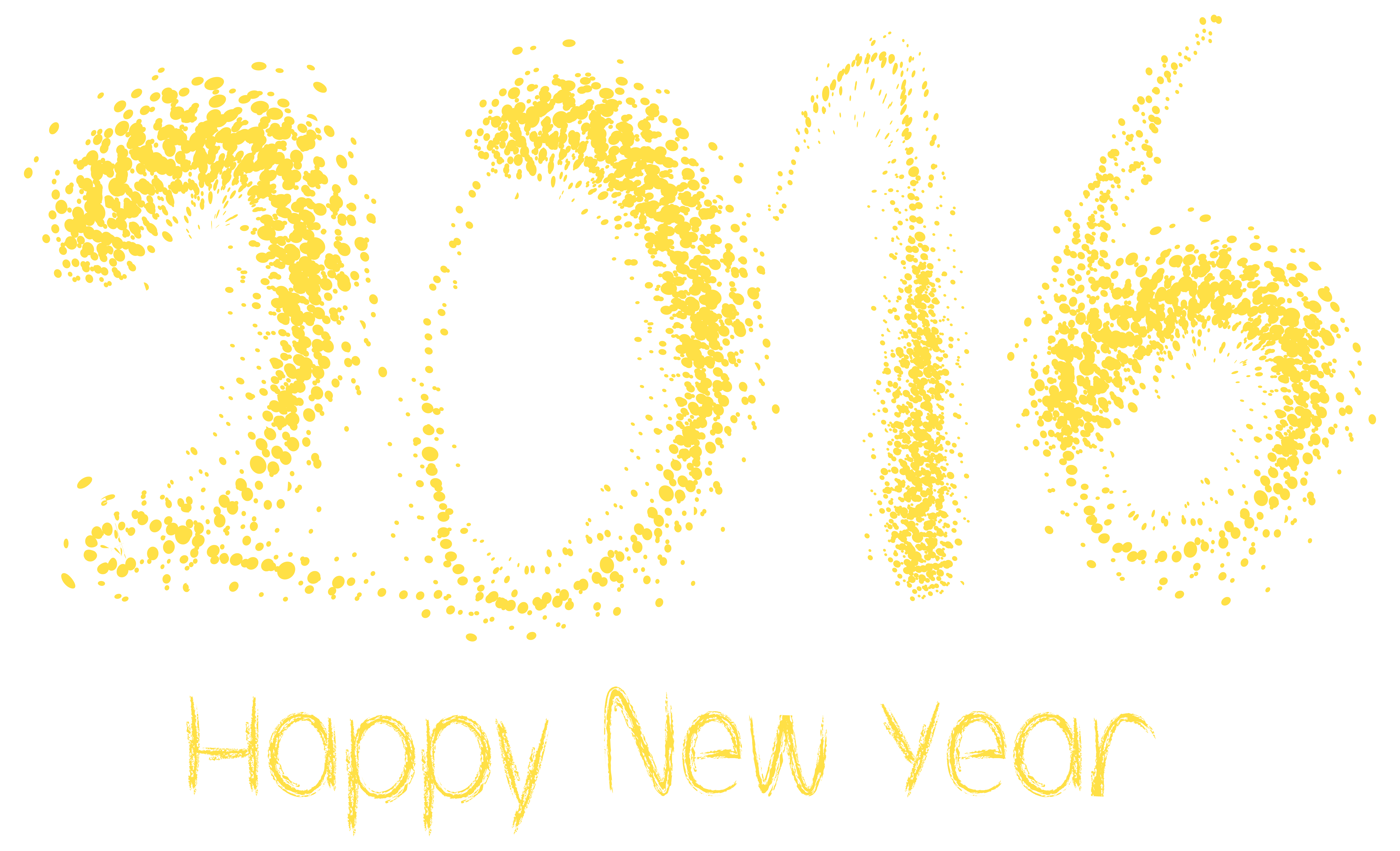 Happy new year 2016 png. Clipart image gallery