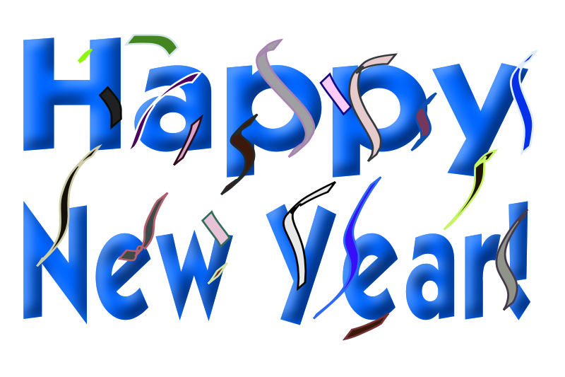Happy new year 2016 png. From chaa creek