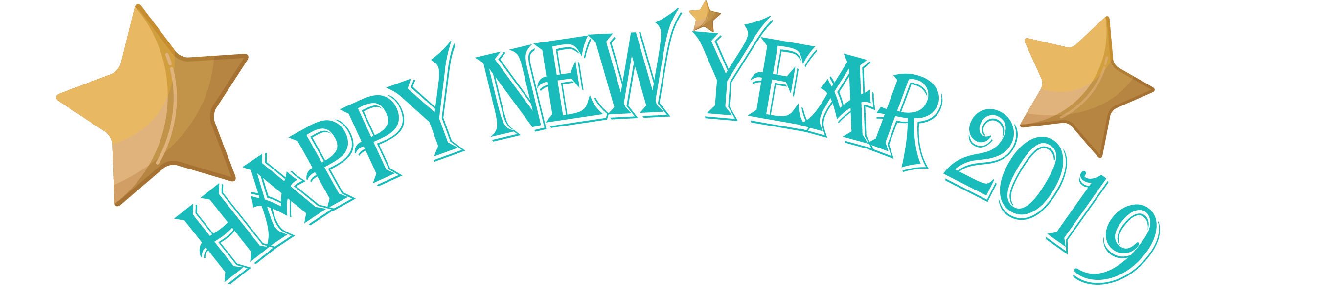 New year banner png. Happy transparent pictures