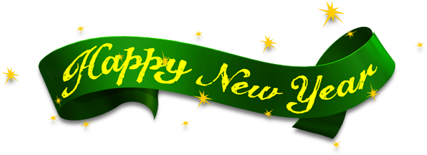 Happy new year png. Transparent picture mart