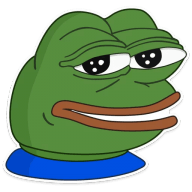Pepe .png. Png smile