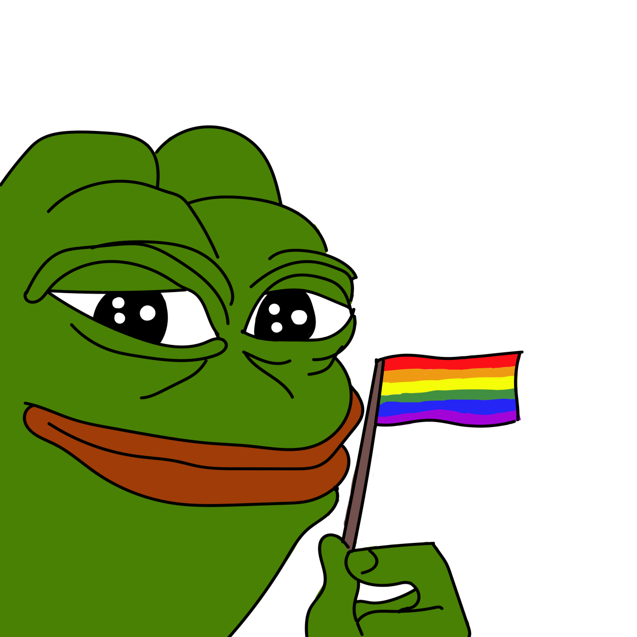Happy pepe png. Images of smug free
