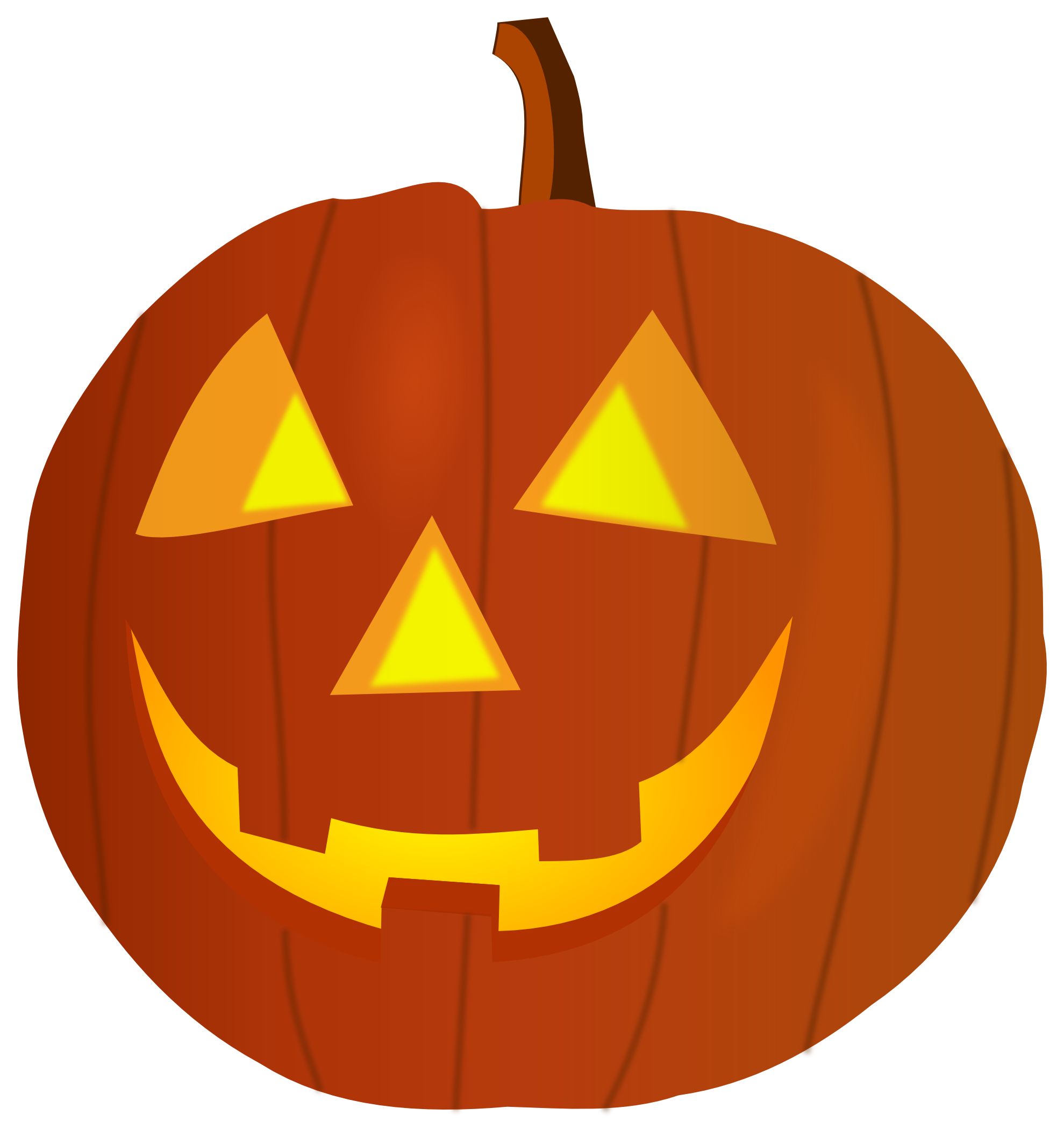Happy pumpkin png. Transparent image mart