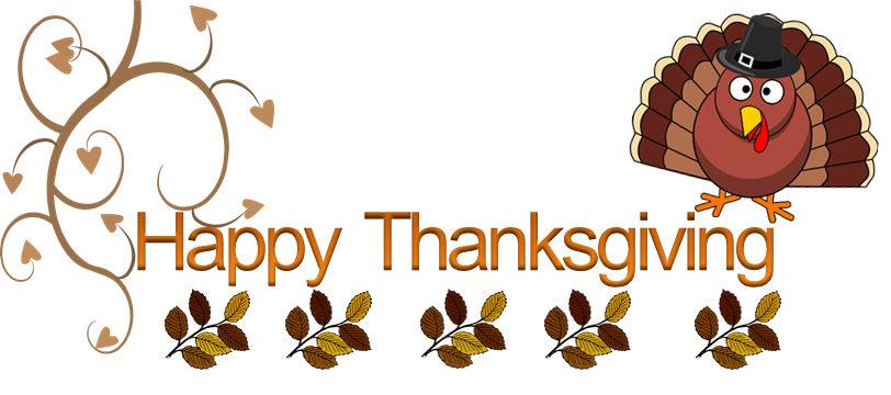 Happy thanksgiving banner png. From the reader service