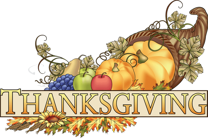 Happy thanksgiving clipart banner. Transparent download rr collections