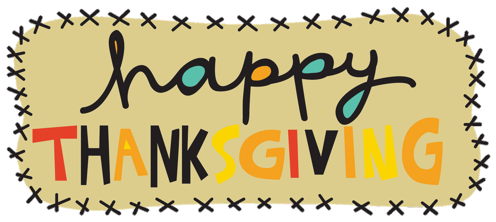 Happy thanksgiving clipart blessed. Pretty jpg stock rr