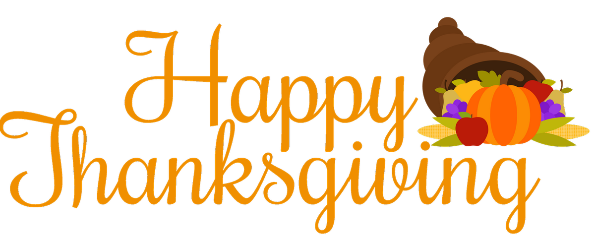 Happy thanksgiving clipart wishes. We wish you a
