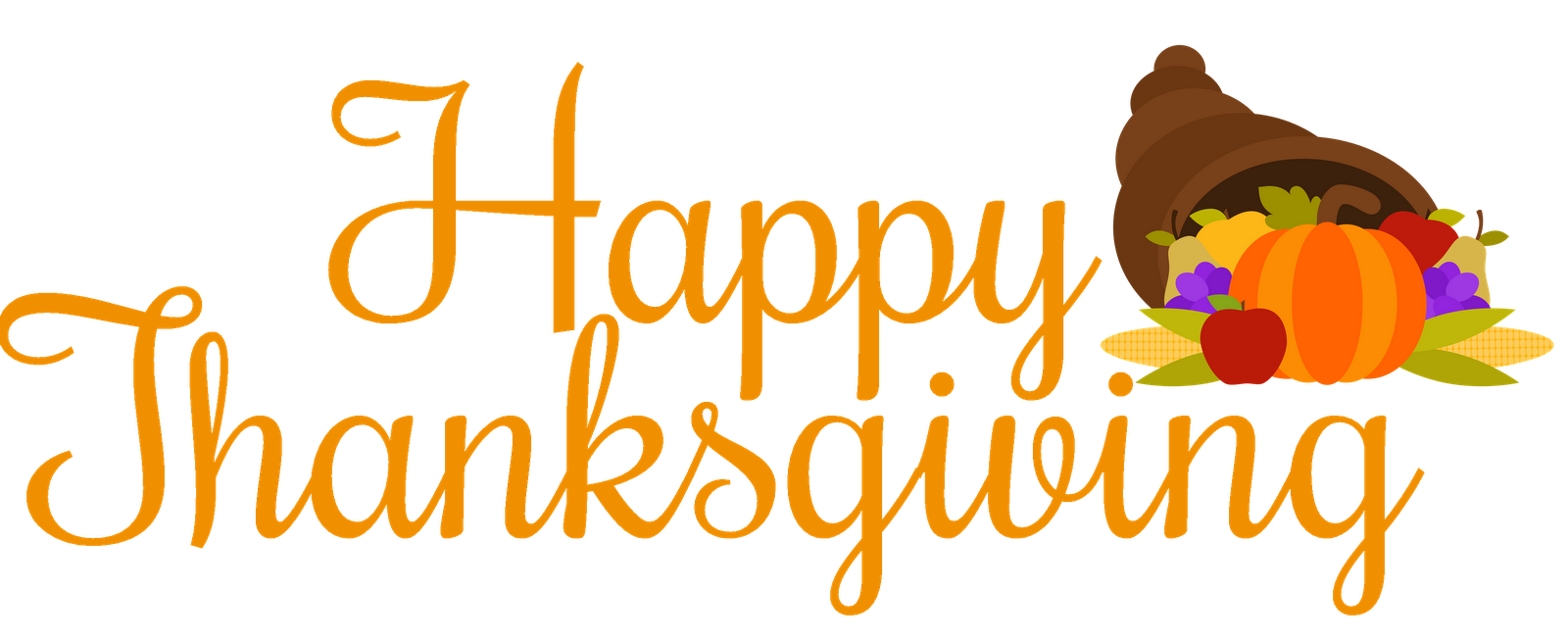Happy thanksgiving png. From the twinery university