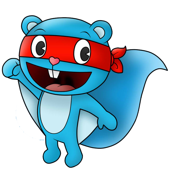 Rotate Resize Tool Happy Tree Friends Png