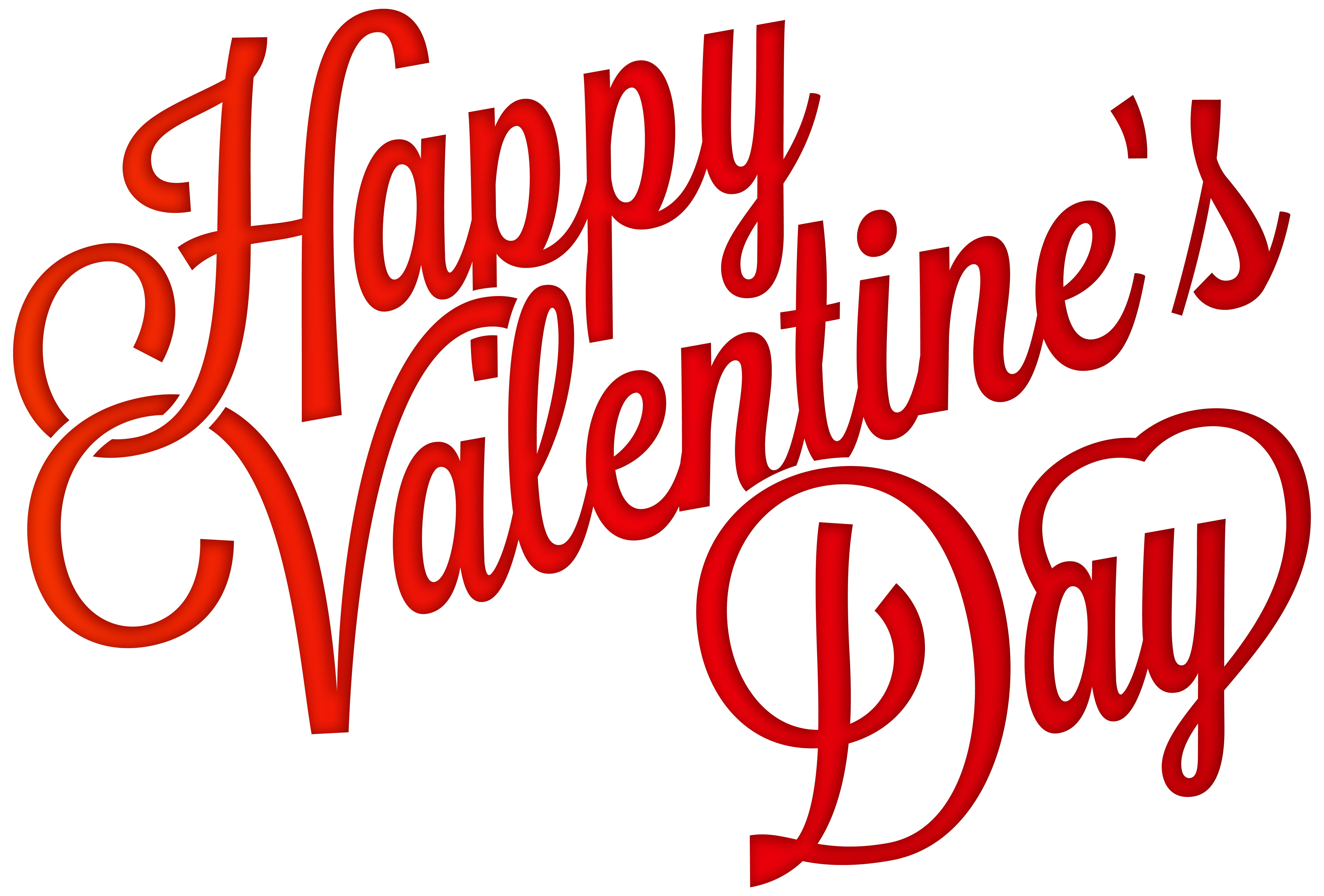 Happy valentine day png. Red s clip art