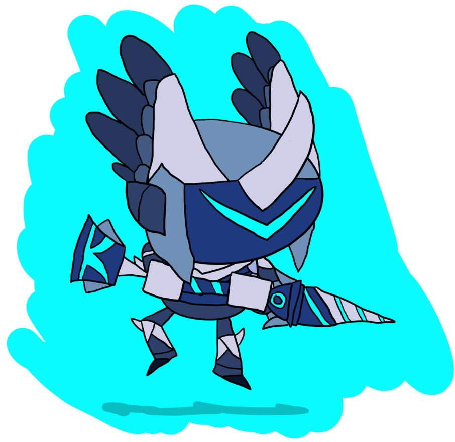 Harbinger orion spear side sig png. We are brawlhalla fan