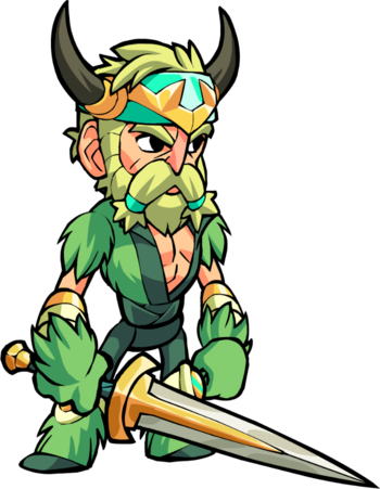 Harbinger orion spear side sig png. Brawlhalla characters tv tropes