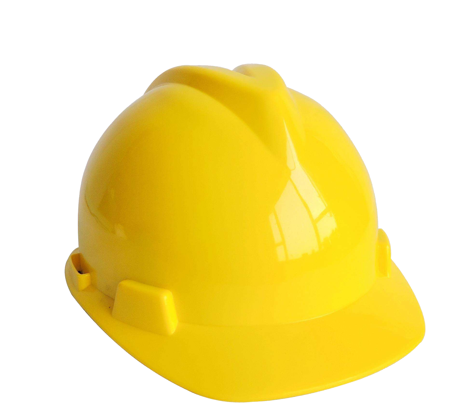 Hard hat png. Cap yellow safety transprent