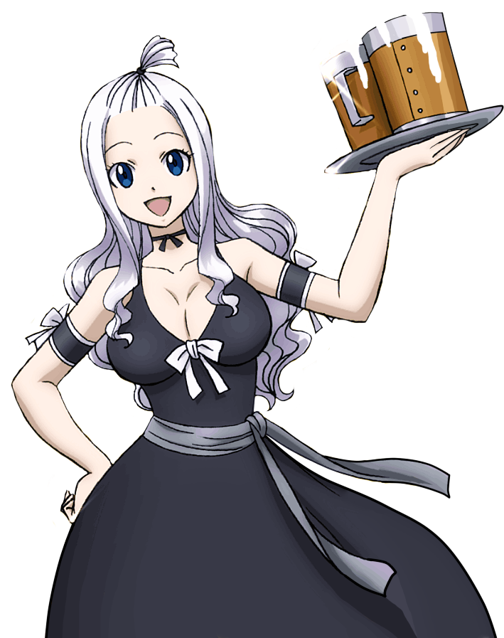 Hardest drawing fairy tail. Image result for mirajane