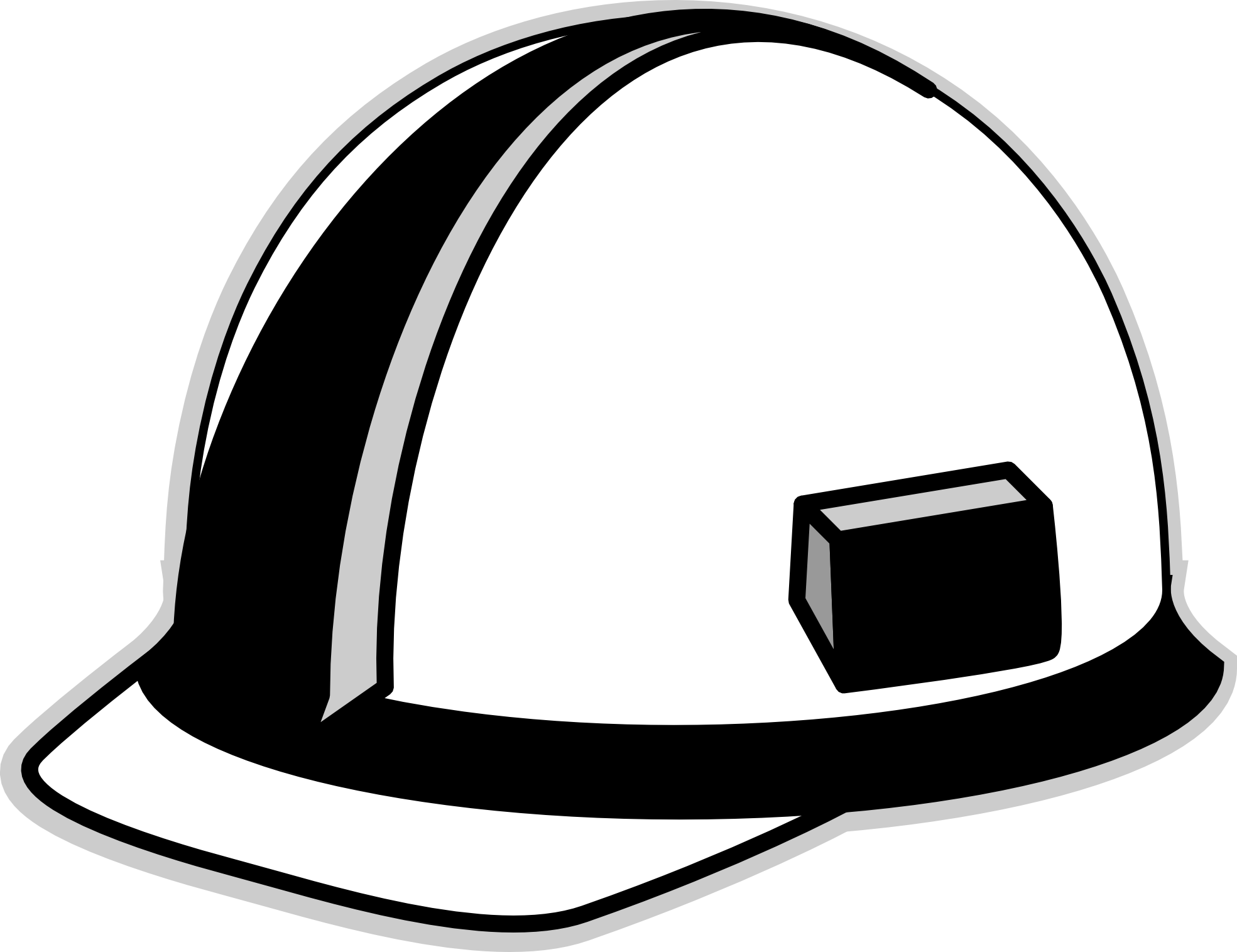 Hardhat vector hard hat. Free pictures download clip