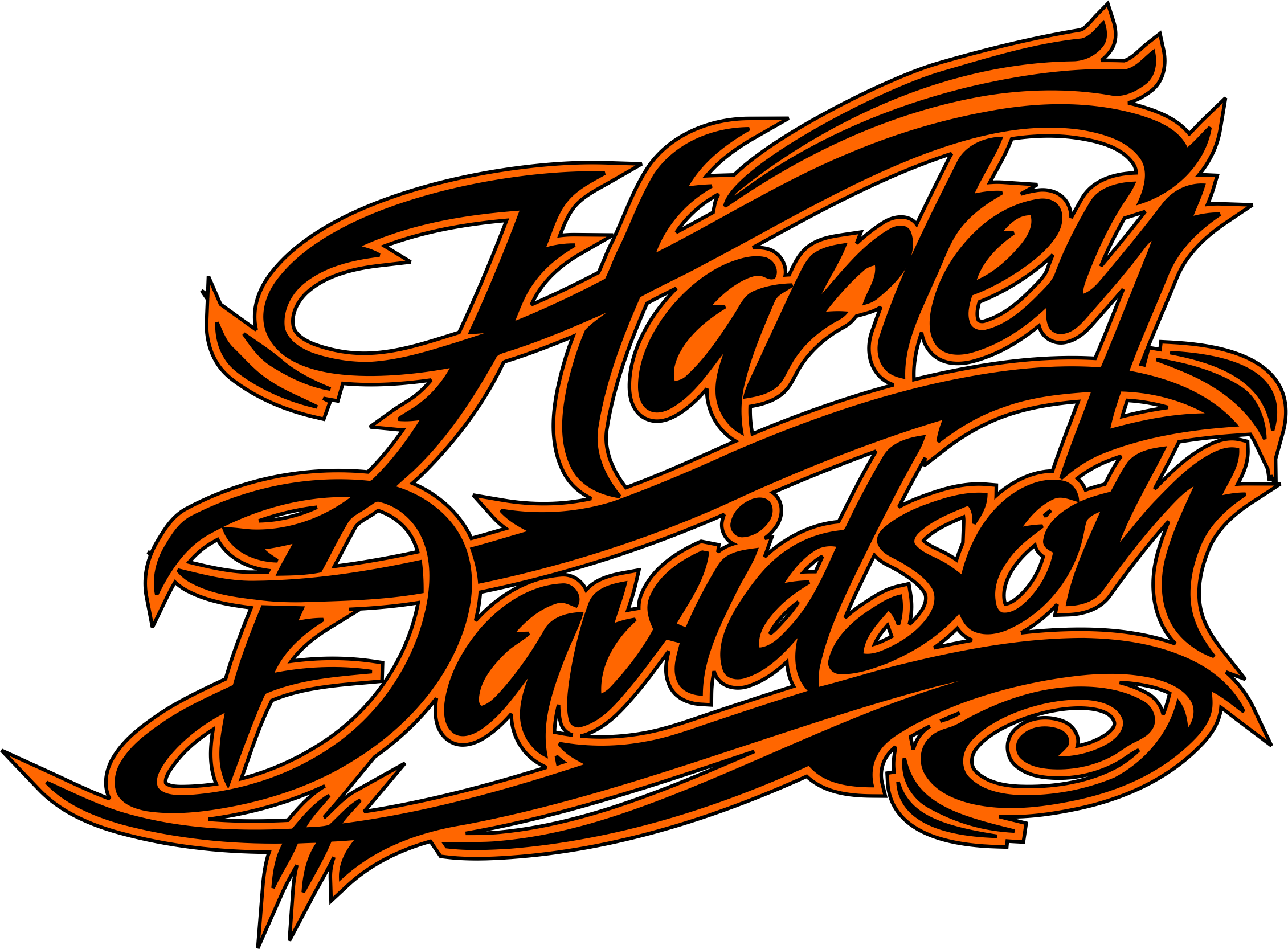 Motorcycle clipart calligraphy. Best harley davidson book