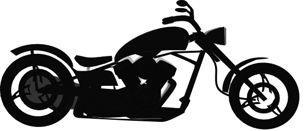 Harley davidson clipart black and white. Free download best x