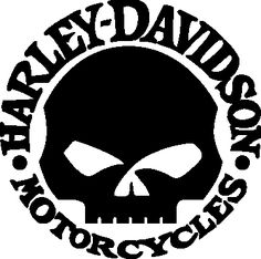 harley davidson clipart decal