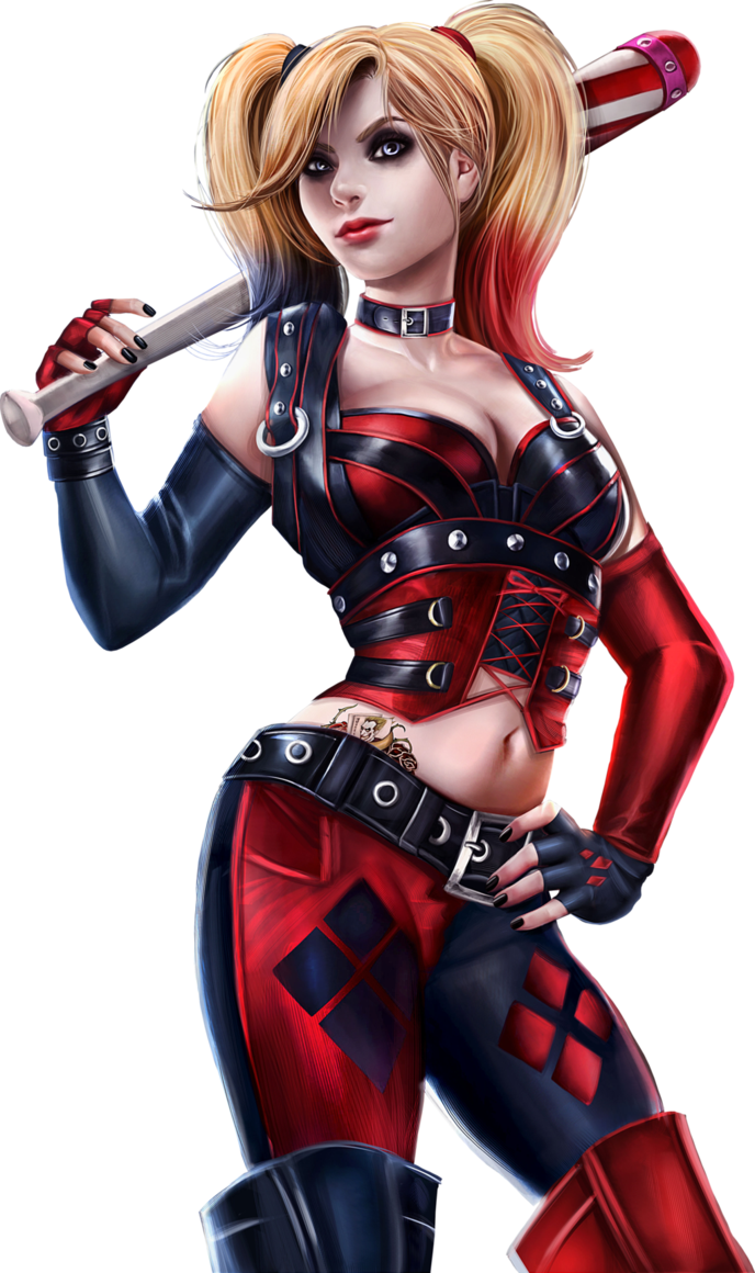 Harley quinn new 52 png. Transparent images all file