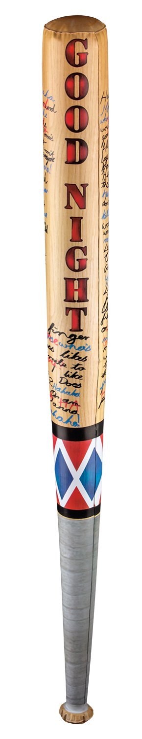 Harley quinn bat png. Suicide squad inflatable good