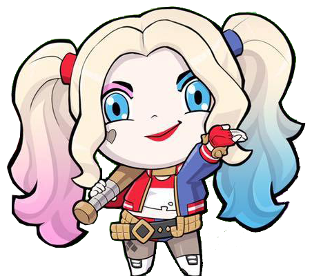 Harley quinn clipart auin. At getdrawings com free