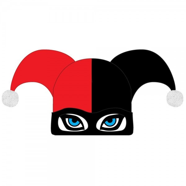 Harley quinn clipart jester. Laugh your head off