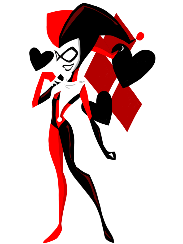 Harley quinn clipart jester. At getdrawings com free