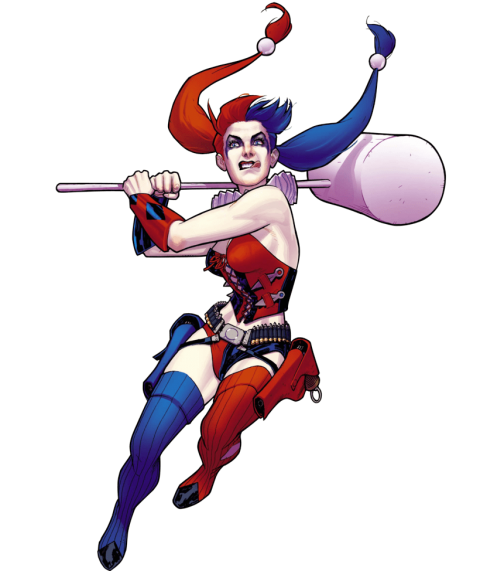 Harley quinn clipart version. Free png toppng images