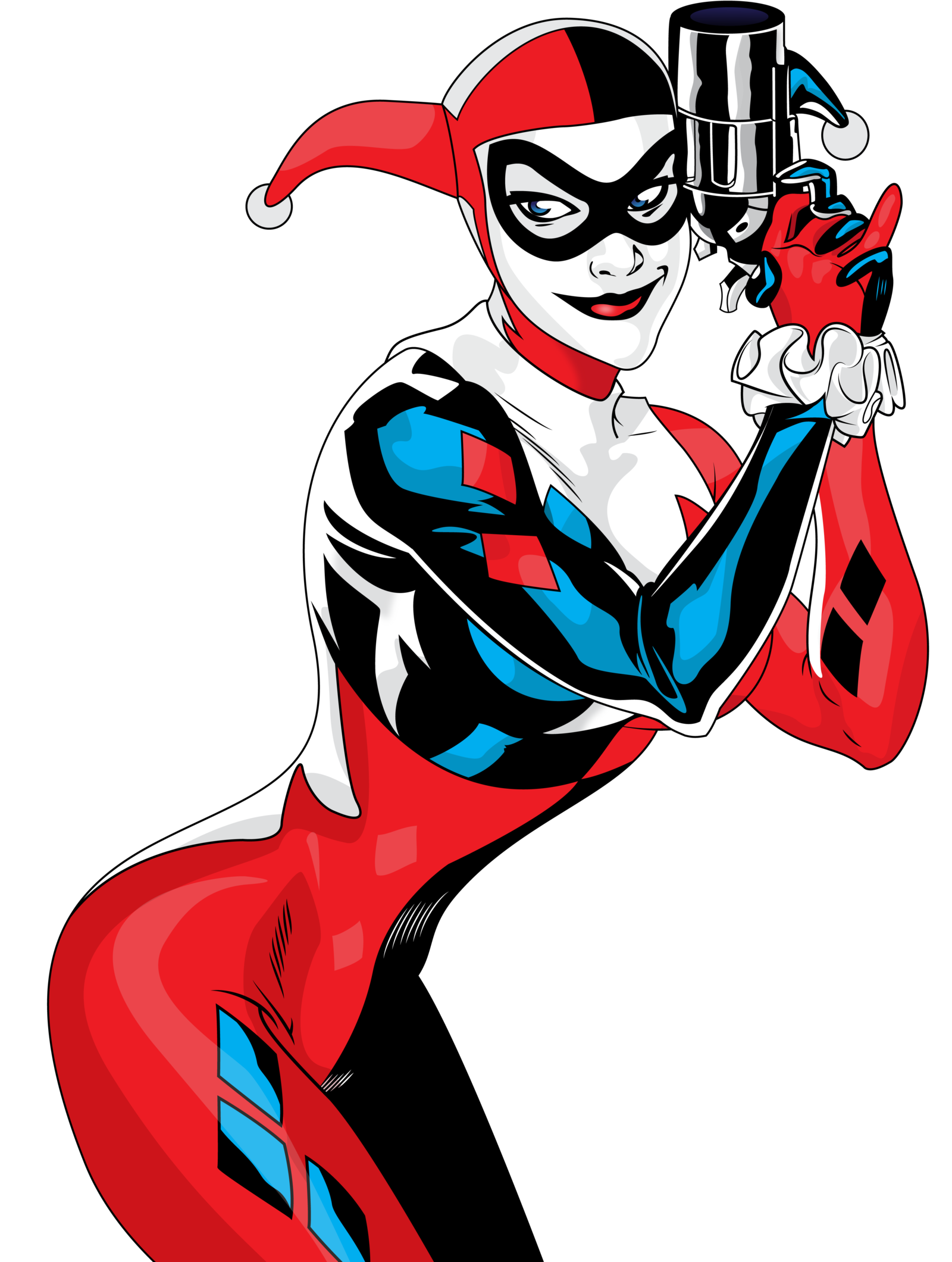 Dc drawing harley quinn. Pin by charudeal on