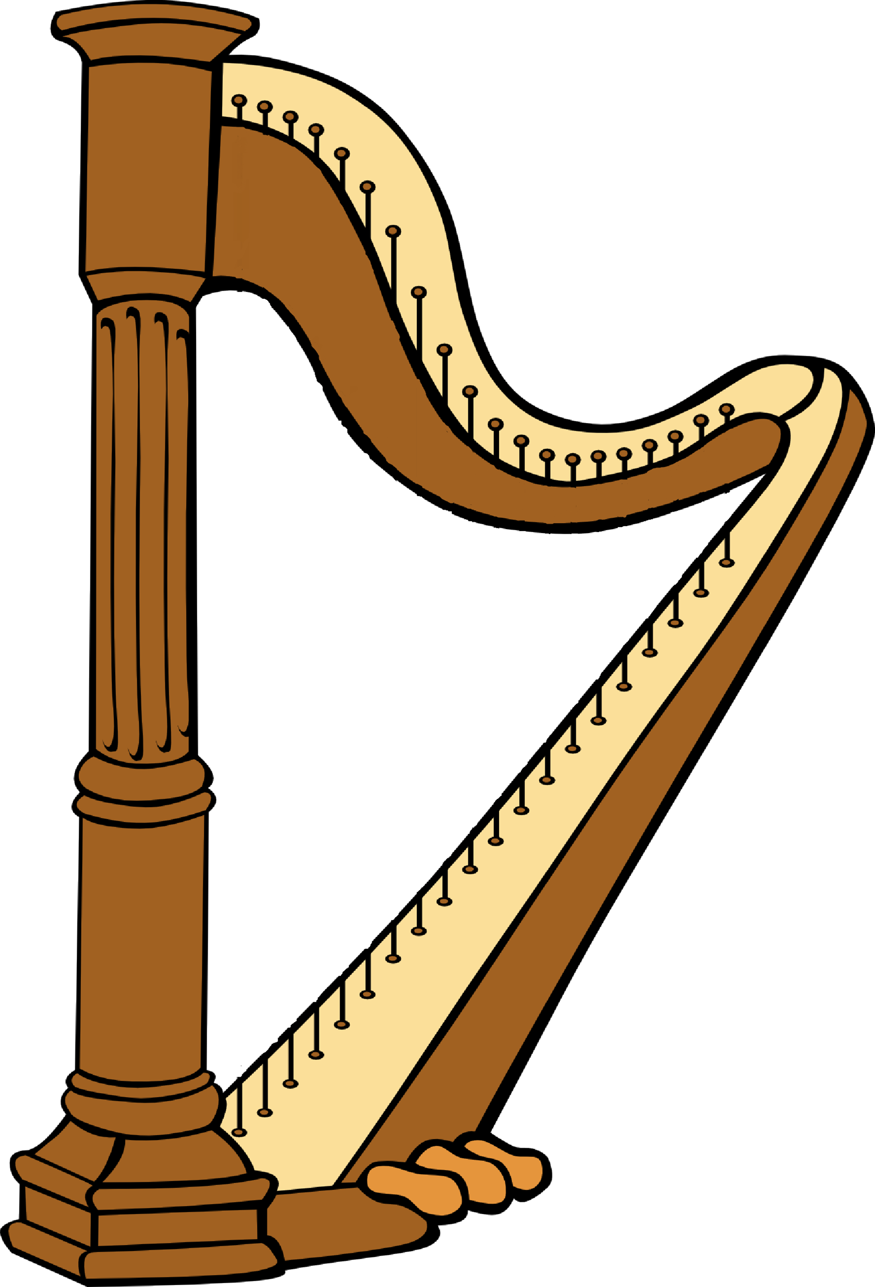 Harp clipart jack and the beanstalk. Storytime from library bonanza