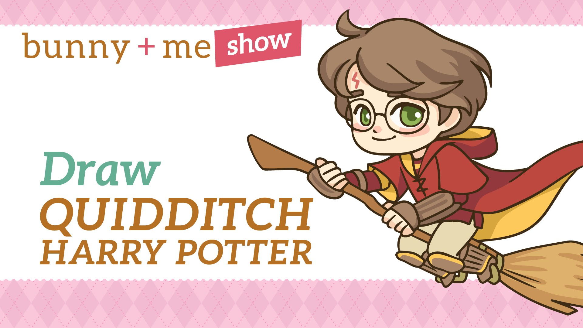 Harry potter clipart broom drawing. Quidditch tutorial how to