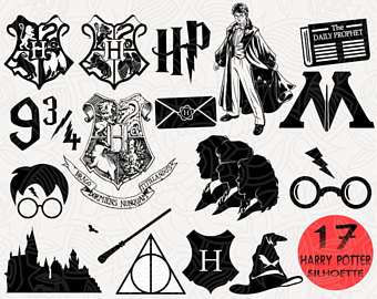 Harry potter clipart collage. Drawing at getdrawings com
