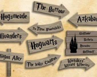 Harry potter clipart collage. Image result for vintage