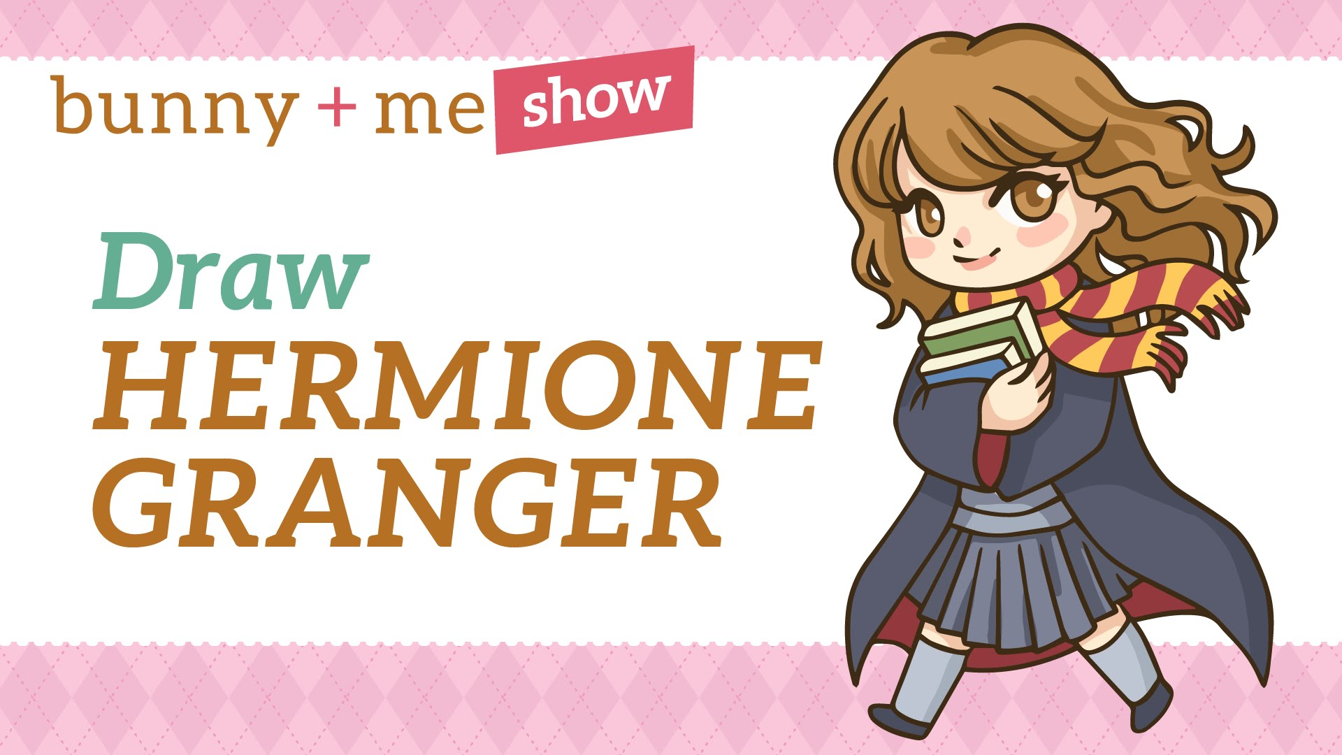 Harry potter clipart fun 2 draw. How to hermione drawing