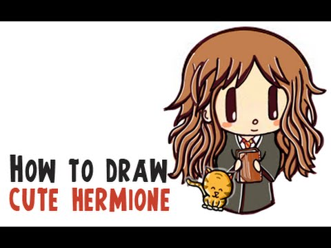 Harry potter clipart fun 2 draw. How to a cute