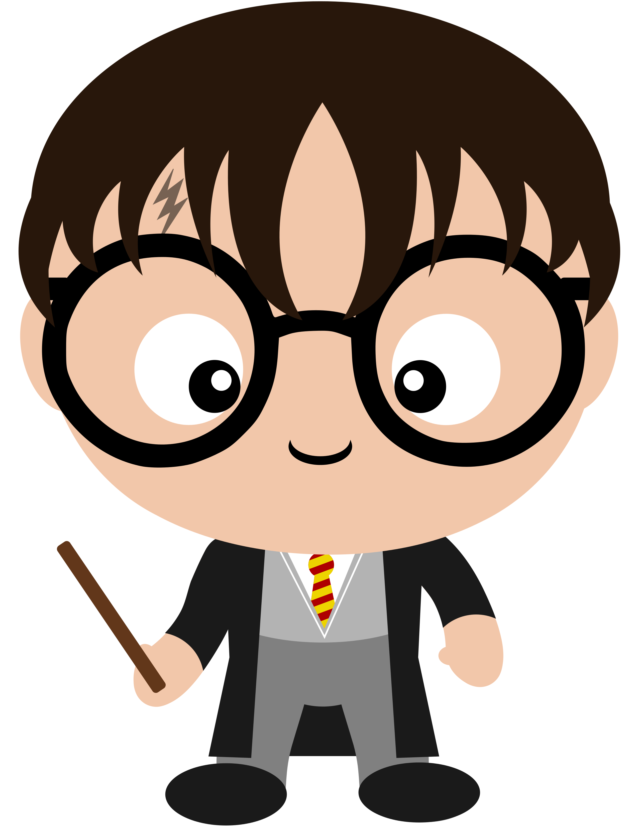 Barber clipart animated. Harry potter preview