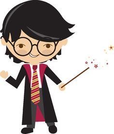 Harry potter clipart wizard. Porter on wizards and