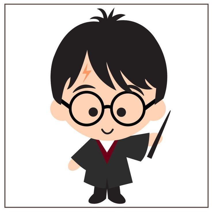 Harry potter clipart wizard. Free at getdrawings com