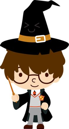Harry potter clipart wizard. Minus monsters magician