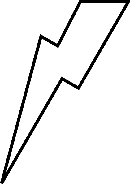 lightning bolt clipart harry potter