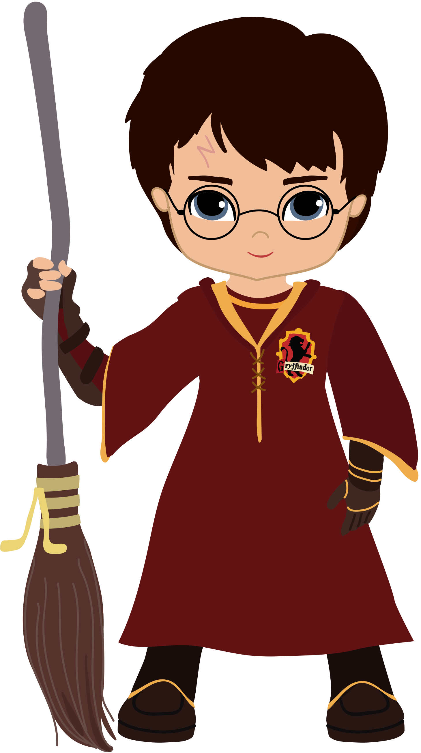 Harry potter clipart. Planner mais