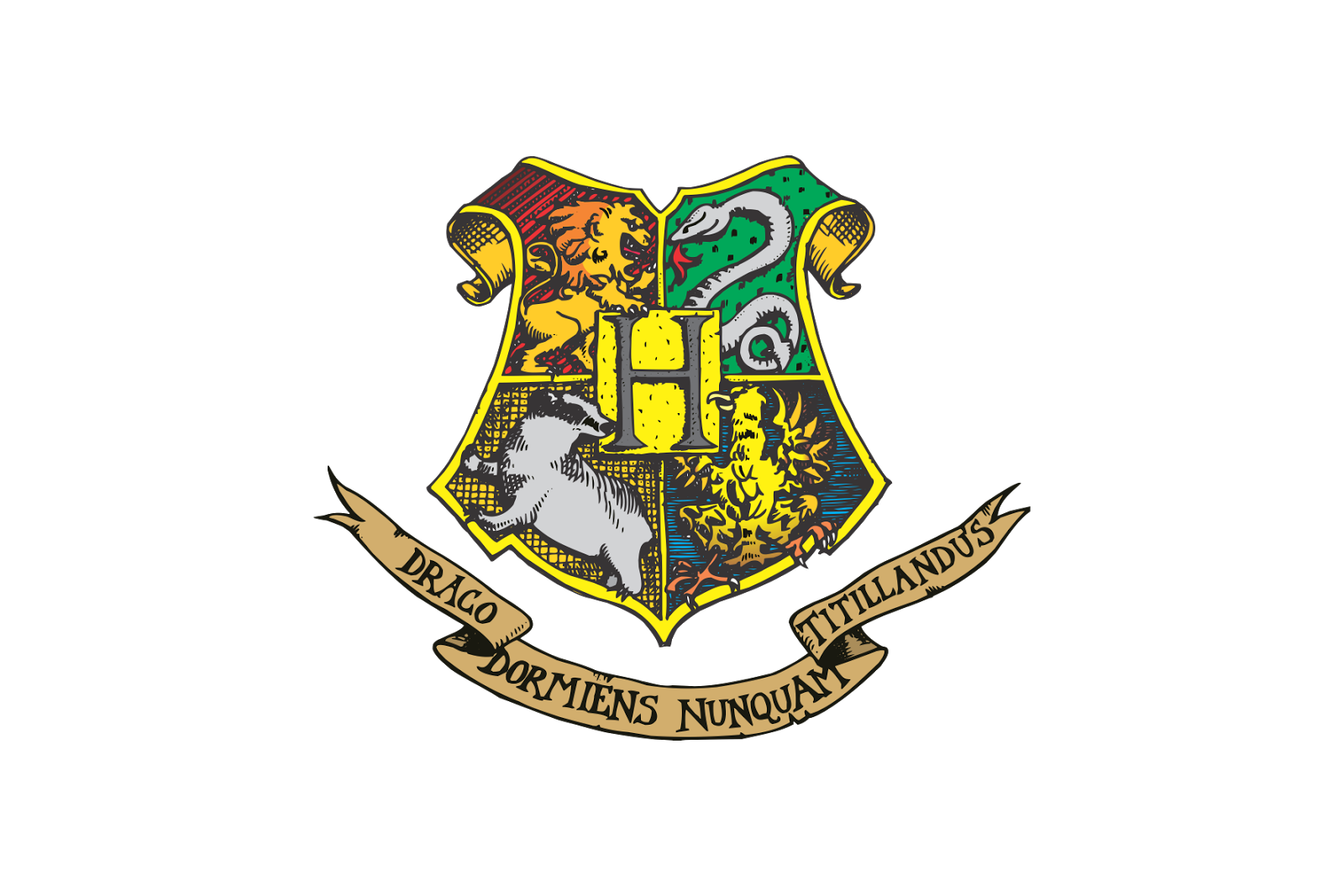 Harry potter crest png. Hogwarts and the deathly