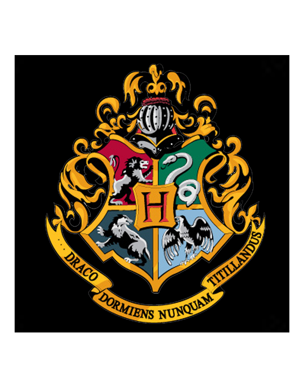 Harry Potter Gryffindor Crest Transparent Png Clipart Free