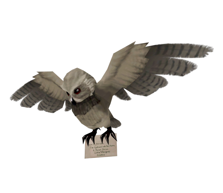 Harry potter owl png. Playstation the philosophers stone