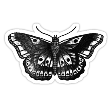 harry styles butterfly tattoo png