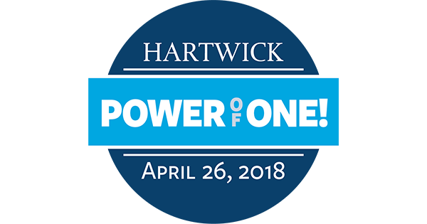 Hartwick hawk png. The power of one