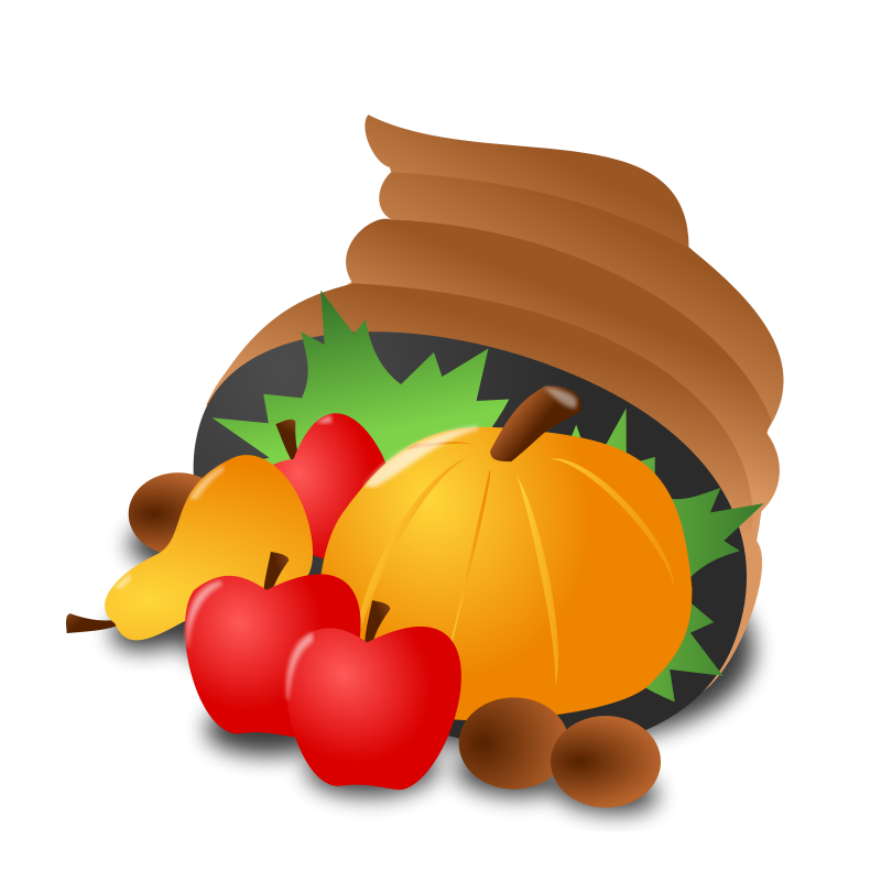 harvest clipart bunch